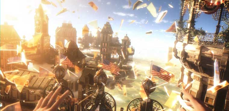 BioShock Infinite para PS3, Xbox 360