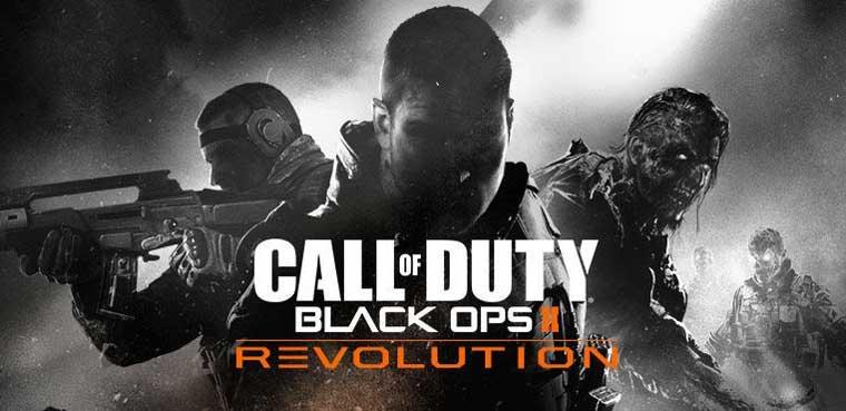 'Black Ops II: Revolution' primer trailer y fecha de lanzamiento para Xbox 360 / PC, PS3