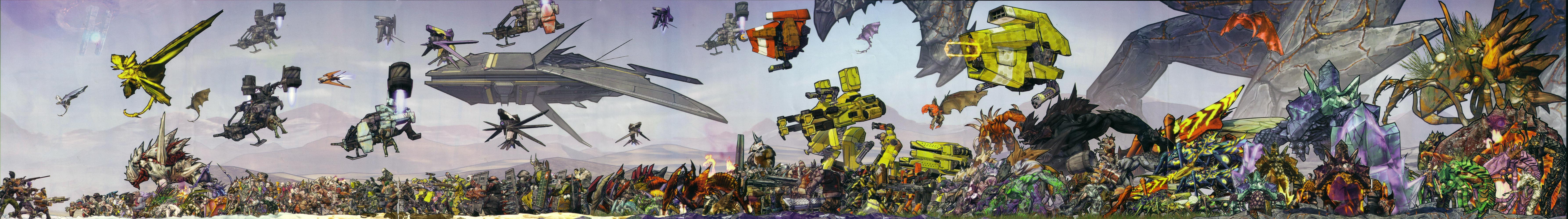 Borderlands - PC, PS3 y Xbox 360