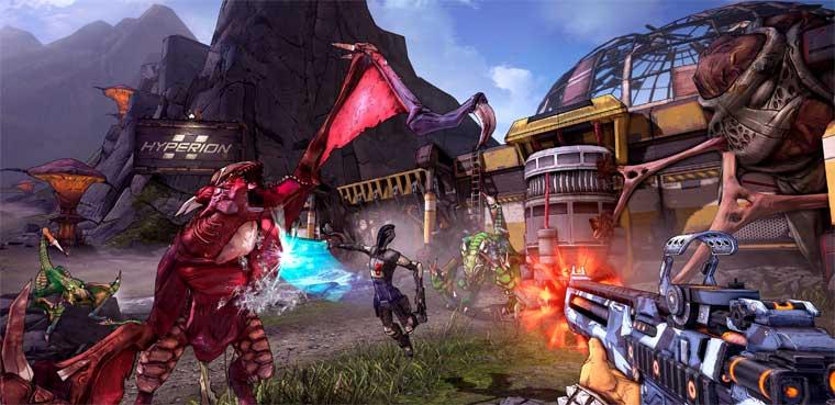 'Borderlands 2' tendrá un DLC con mayor progresión en 2013 / PC, PS3, Xbox 360
