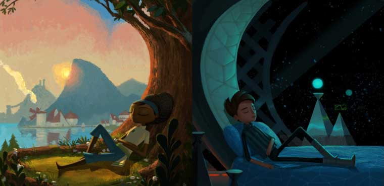 Broken Age para PC, Mac, Linux, Android