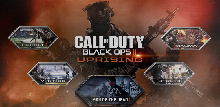 'Call of Duty: Black Ops 2' contará con Uprising el 16 de abril / PC, PS3, Xbox 360, Wii U