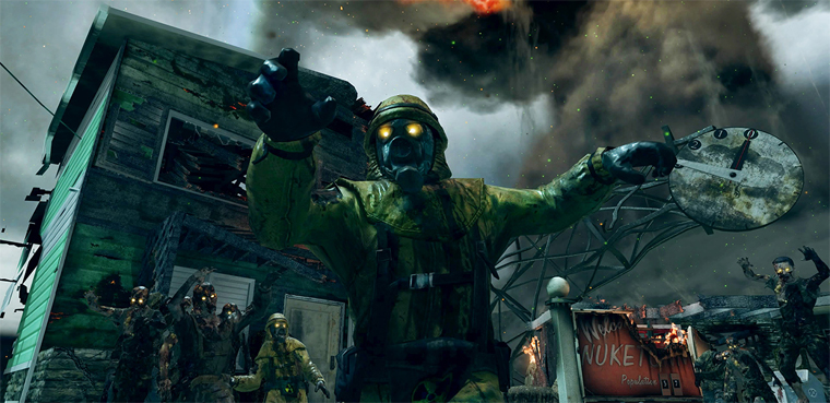 'Call of Duty: Black Ops II' Nuketown llega a PC y PS3 / Xbox 360