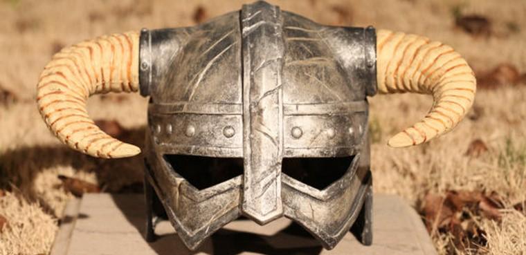 casco de Dovahkii