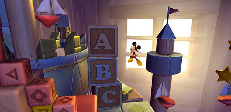 Castle of Illusion HD PC Xbox 360 PS3