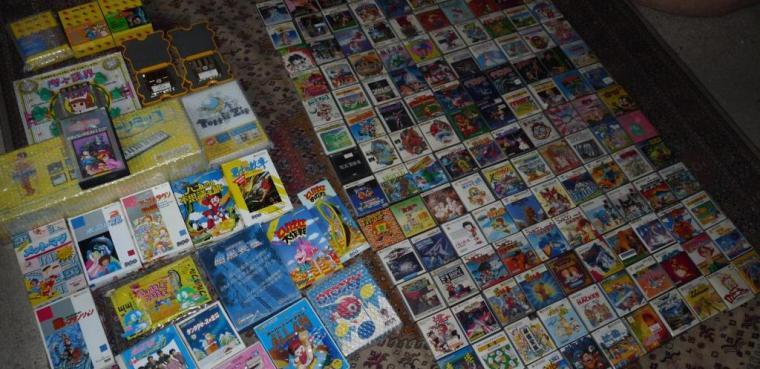 La mayor colección de juegos de todos los tiempos?