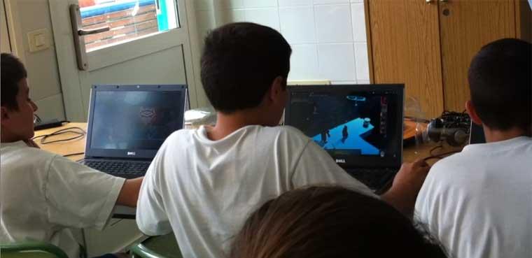 RPG dentro y fuera del aula