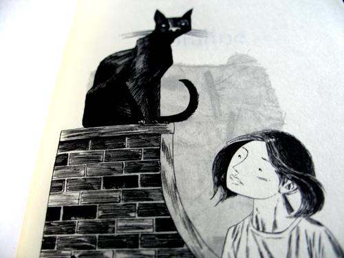 ilustracion Coraline
