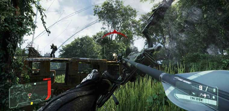 Crysis 3 para PC, PS3 y Xbox 360