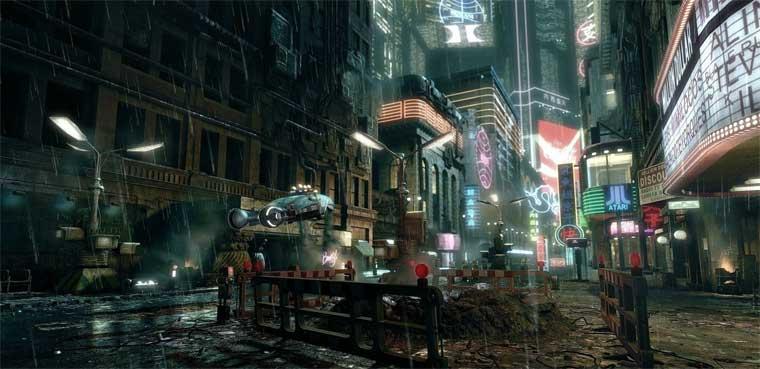 'Cyberpunk 2077' Historia y Teaser Trailer / PC