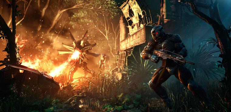 'Crysis 3' se muestra en un suculento vídeo in-game interactivo