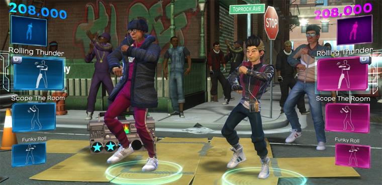 'Dance Central 3' ya está disponible para Kinect / Xbox 360