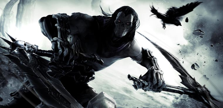 Darksiders 2 - Wii U