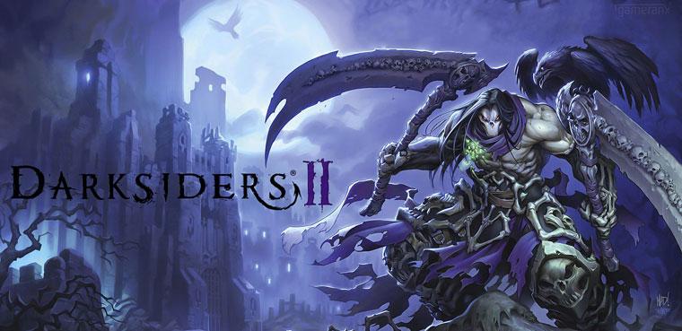 Darksiders II' -PS3-PC-Xbox 360-Wii U