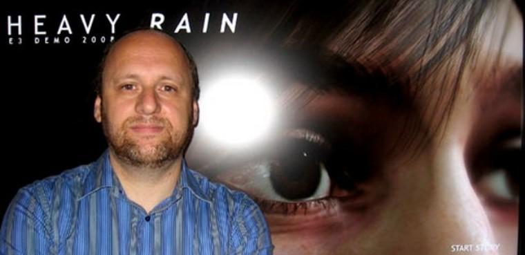 David Cage - Heavy Rain - PS3