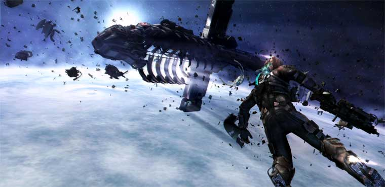 'Dead Space 3' Humble Bundle Origin