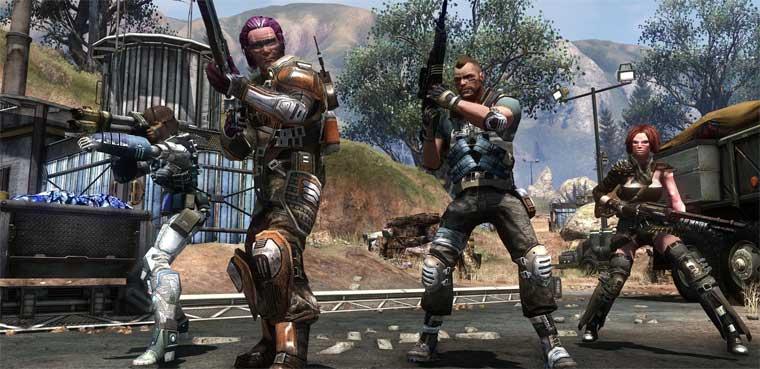'Defiance' se estrena el 2 de Abril / PC, PS3, Xbox 360