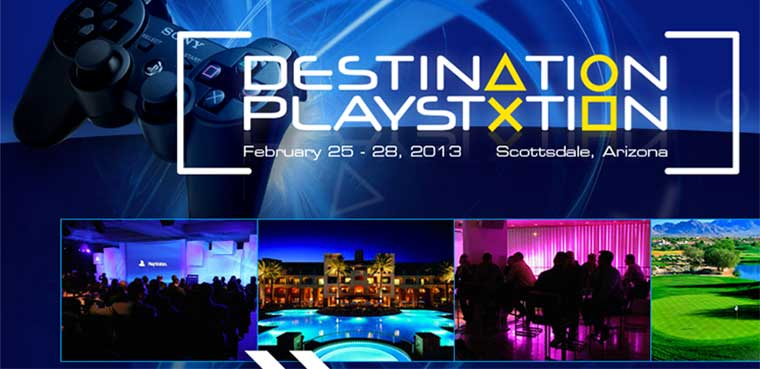 Destination Playstation PS3 PSVita
