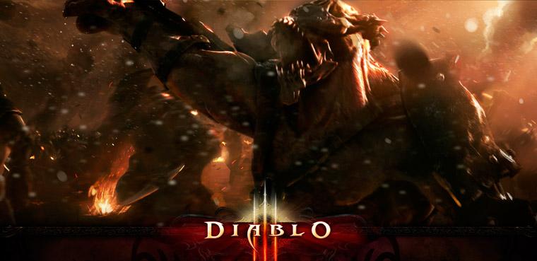 'Diablo III' para PC y Mac