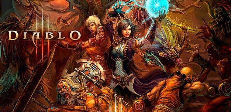 Más problemas para 'Diablo III'. Aparecen las primeras cuentas Hackeadas