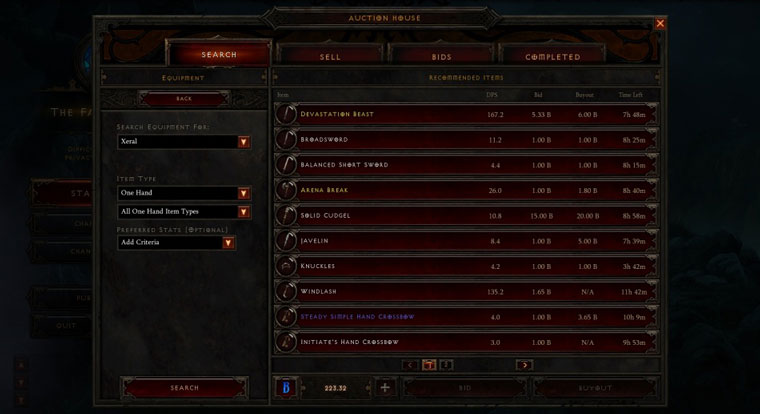 Diablo 3 para PC y Mac