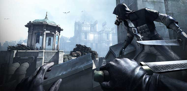 Dishonored: The Knife of Dunwall llegará el 16 de abril / PC, PS3, Xbox 360