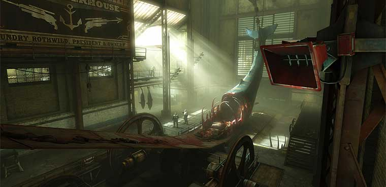 Dishonored: The Knife of Dunwall llega el 16 de abril / Xbox 360, PC, PS3