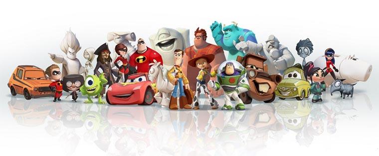 Disney Infinity para consolas, Android e iOS