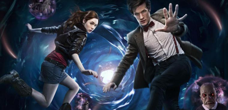 Doctor Who: The Eternity Clock para Vita