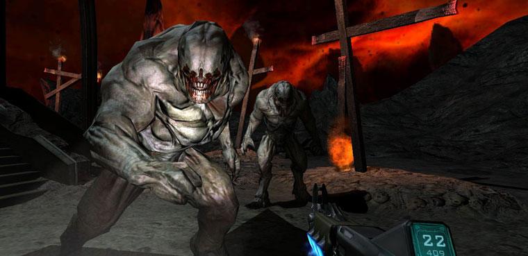 'DOOM 3 BFG Edition' muestra nuevos niveles en un vídeo