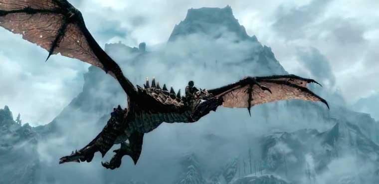 'Dragonborn' llega a PC y PS3 en Febrero / Xbox 360, PC, PS3