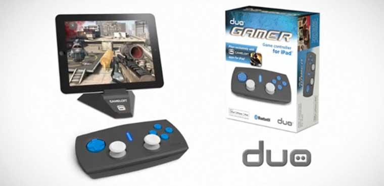 Duo Gamer controller