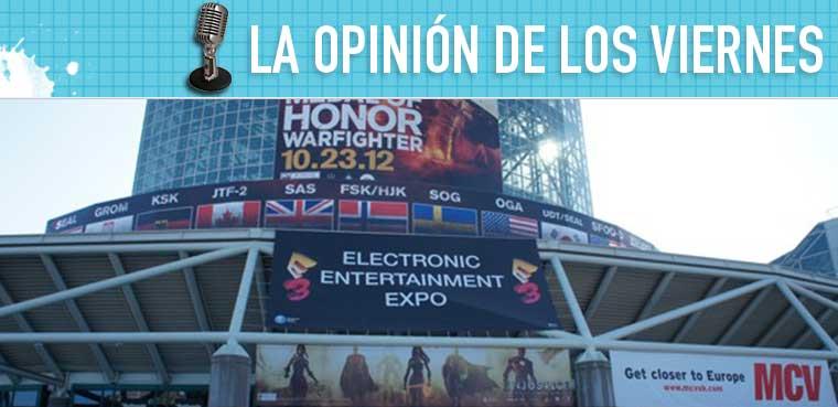 E3 cita Los Ángeles
