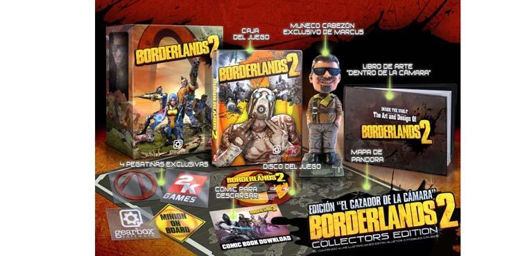 'Borderlands 2' contará con dos ediciones especiales