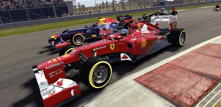 'F1 2012' y su Modo Campeones en vídeo