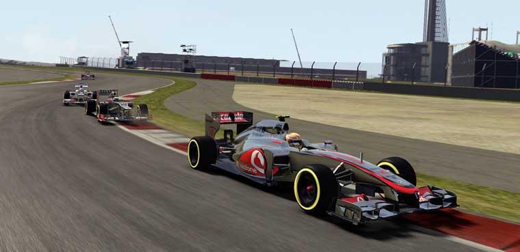 'F1' para PS3,PC y Xbox 360