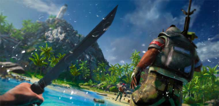 'Far Cry 3' Parche para PS3 / PS3, Xbox 360, PC