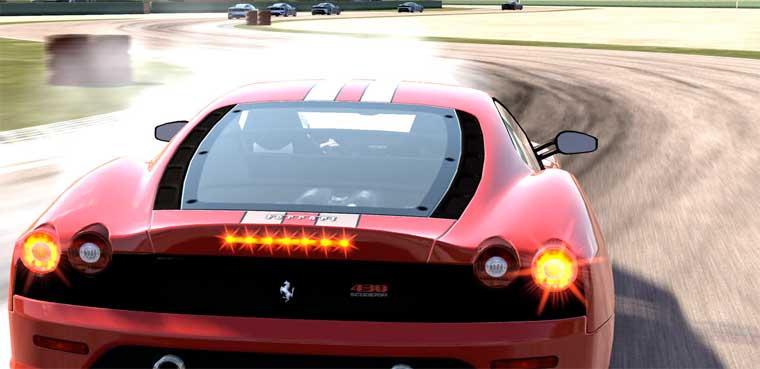 'Ferrari Racing Legends' nuevos circuitos legendarios y modelos de la marca