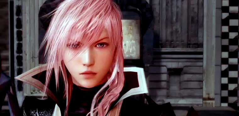Lightning Returns Final Fantasy XIII PS3 Xbox 360