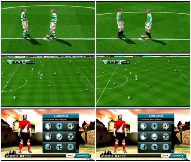 Fifa 13 vs 'FIFA' 12 - Wii