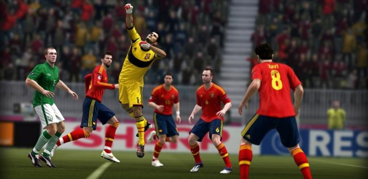 FIFA 12 - Selección española