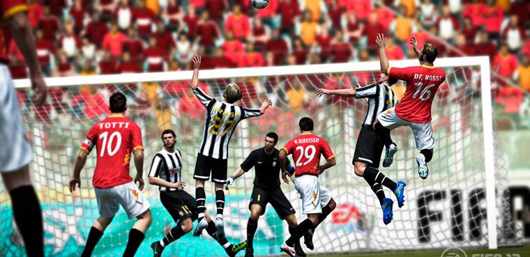 'FIFA 12' rebaja su precio