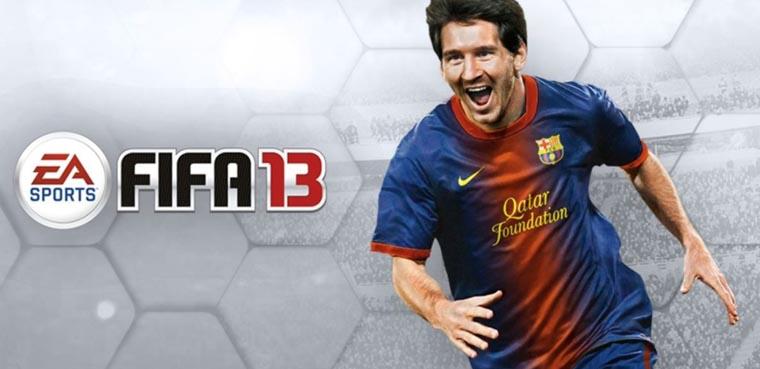 FIFA 13 - PS3, Vita, Xbox 360, 3DS y PC