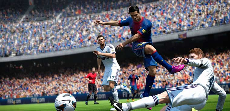 FIFA 14 busca testers / PC, PS3, Xbox 360