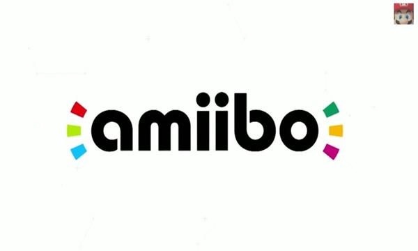 "Nuevo Logotipo ""amiibo"""