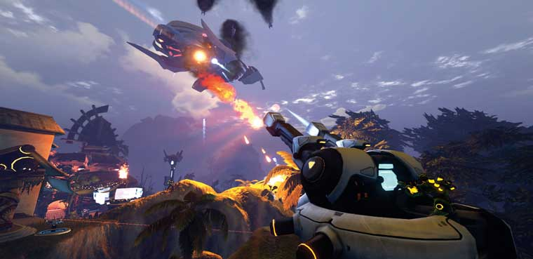 Firefall para PC