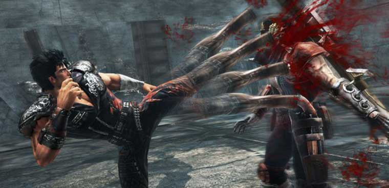 Fist of the North Star: Ken's Rage 2 Wii U Xbox 360 PS3