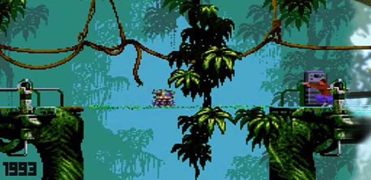 Flashback Mega Drive
