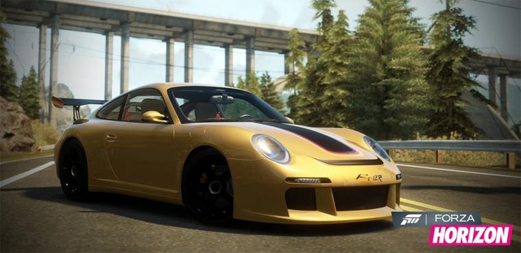 'Forza Horizon' ya es VIP / Xbox 360