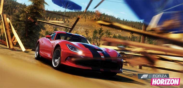 'Forza Horizon' nuevas escenas y coches / Xbox 360